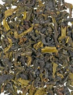 Schwarzer Tee Wintermärchen