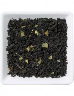 Schwarzer Tee - Marzipan
