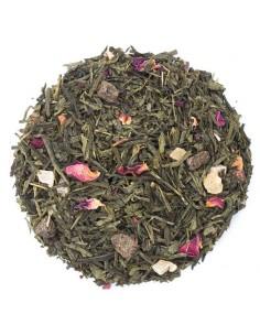 Grüner Tee - Pfirsichblüte