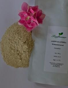 Ashwagandha gemahlen - 100g...
