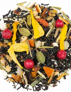 Schwarzer Tee - Frühlingsduft