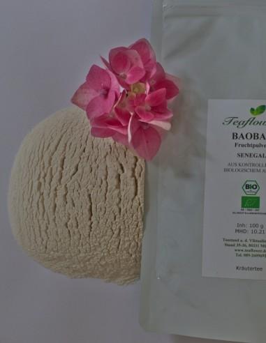 Baobab Fruchtpulver BIO - 100g / 10,00 €