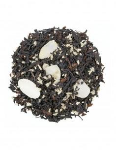 Schwarzer Tee - Marzipan Lübecker Art