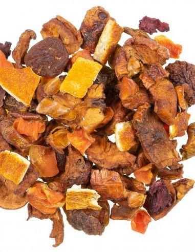 Bio Früchtetee - Maracuja Orange mild
