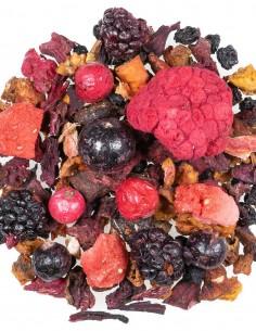 Früchtetee - Beerenschatz mild