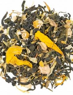 Bio Grüner Tee  - Blüten...