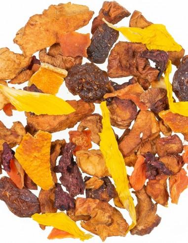 Bio Früchtetee - Süßes Früchtchen mild