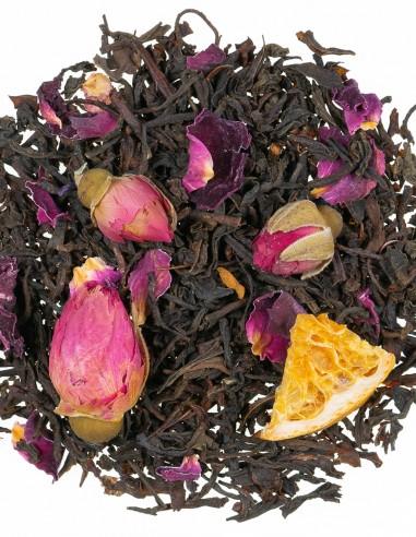 Schwarzer Tee - Earl Grey Creme