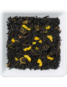 Schwarzer Tee - Maracuja