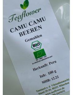 BIO - Camu Camu Pulver / 100g