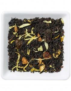 Bio Schwarzer Tee - Roter Weinbergpfirsich
