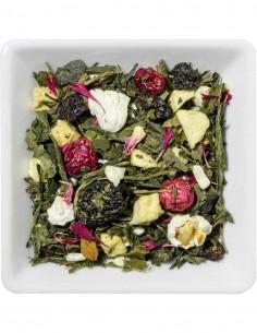 Grüner-Früchte-Tee - Joghurt Amarena Kirsch
