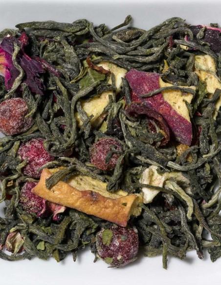 Grüner-Früchte-Tee - Tropenglut