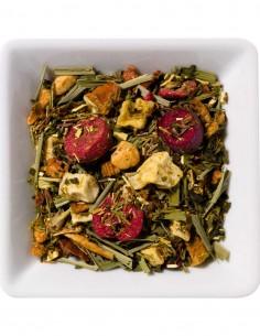 Rooibos-Früchte-Tee - Cranberry Mandarine