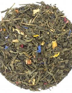 Grüner-Früchte-Tee - Morgentau