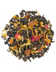 Ahorn Zimt  Oolong Tee mit Kräutern und Gewürzen, aromatisiert