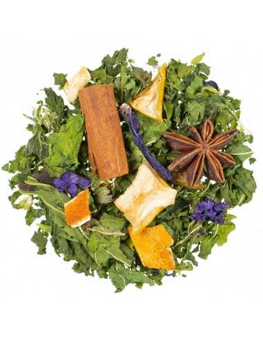 Fränkische Wintermalve  Kräutertee, aromatisiert