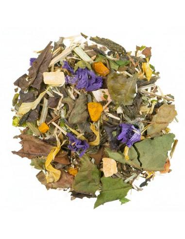 Kräuter-Tee - Wieder fit mit Hanf natürlich