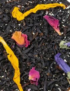 Schwarzer Tee - Zartbitter-Trüffel